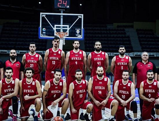Syria - FIBA Basketball World Cup 2019 Asian Qualifiers 2019 - FIBA ... 4b8784f57