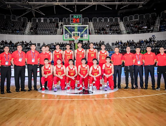 Image result for basketball world cup 2019 china  team