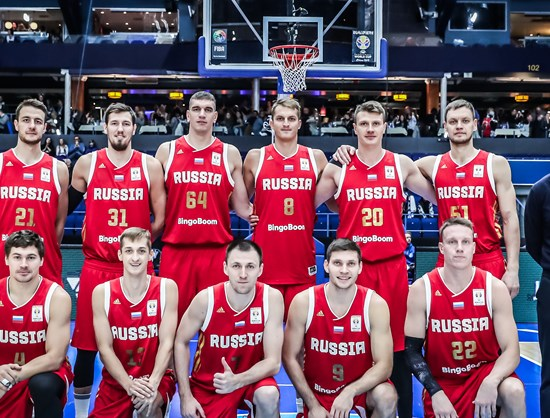 Image result for basketball world cup 2019 russian  team