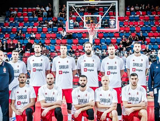 Serbia - FIBA Basketball World Cup 2019 European Qualifiers 2019