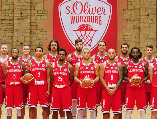 gut günstigster Preis Werksverkauf s.Oliver Würzburg - FIBA Europe Cup 2017-18 - FIBA.basketball