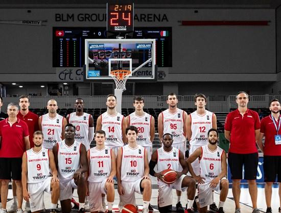 Calendario Eurobasket.Switzerland Fiba Eurobasket 2021 Pre Qualifiers Fiba