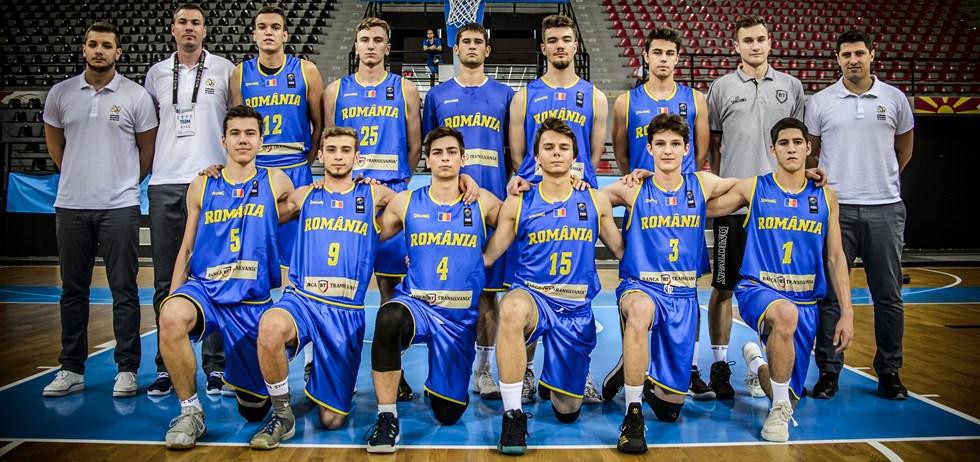 romania u18 eurobasket divizia b