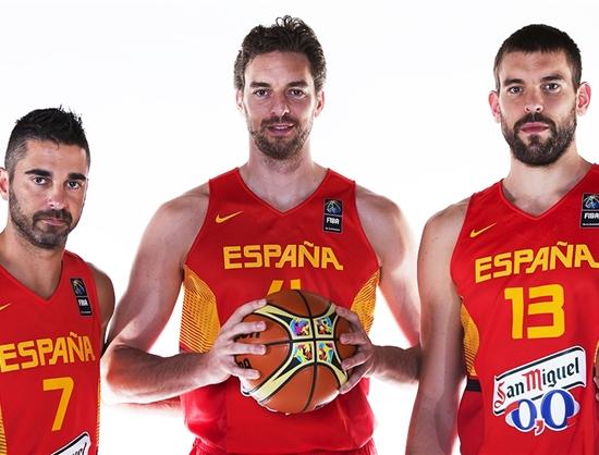 99eef5677 Spain - FIBA Basketball World Cup 2014 - FIBA.basketball