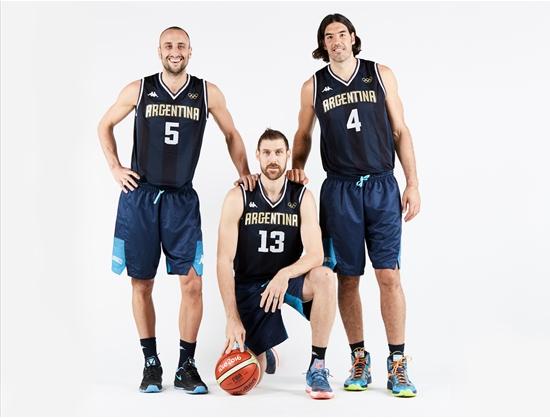Argentina - 2016 Rio 2016 - Olympic Basketball Tournament