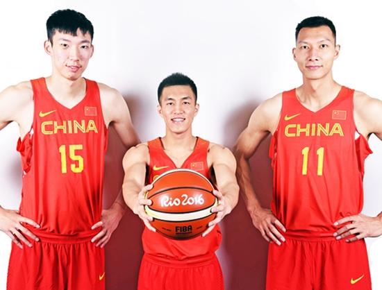 6b21e80a2 China - 2016 Rio 2016 - Olympic Basketball Tournament (Men) -  FIBA.basketball