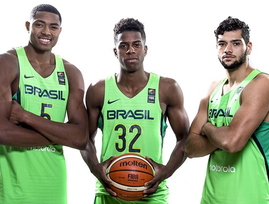 81cda833ebc Brazil - FIBA Americup 2017 - FIBA.basketball