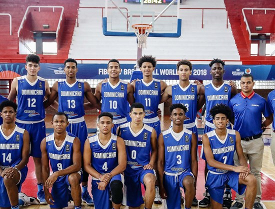 Image result for basketball world cup 2019 dominican team