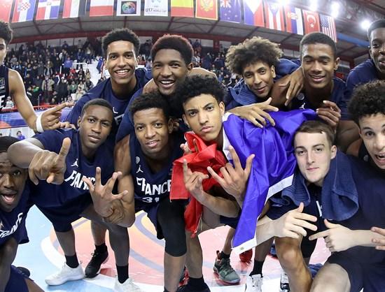 b18abfd3b5c France - FIBA U17 Basketball World Cup 2018 - FIBA.basketball