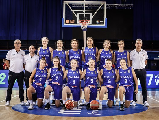 FIBA U17 Women's Basketball World