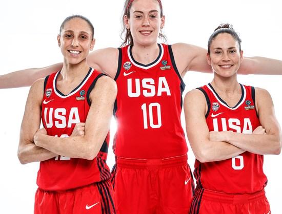 USA - FIBA Women's Basketball World Cup 2018 - FIBA basketball