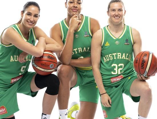 Australie Coupe Du Monde De Basket Feminin Fiba 2018 Fiba Basketball