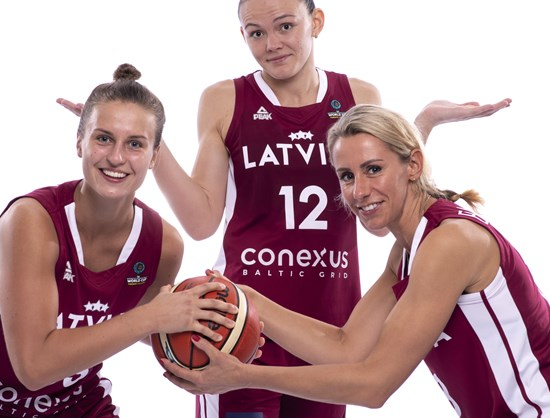 Pity, latvian top women basketball players are not