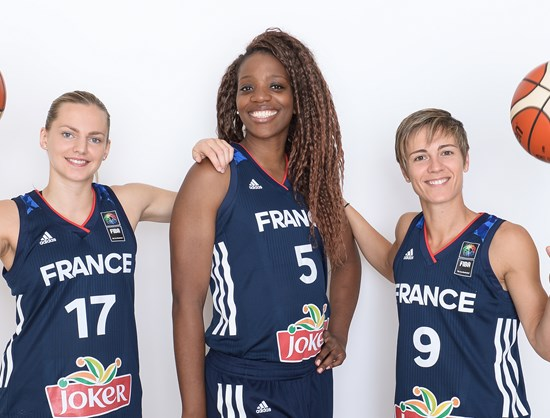 women from france