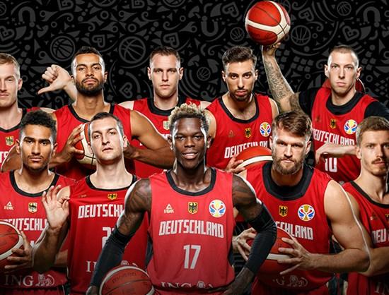 ドイツ - FIBA バスケットボール ワールドカップ 2019 - FIBA.basketball