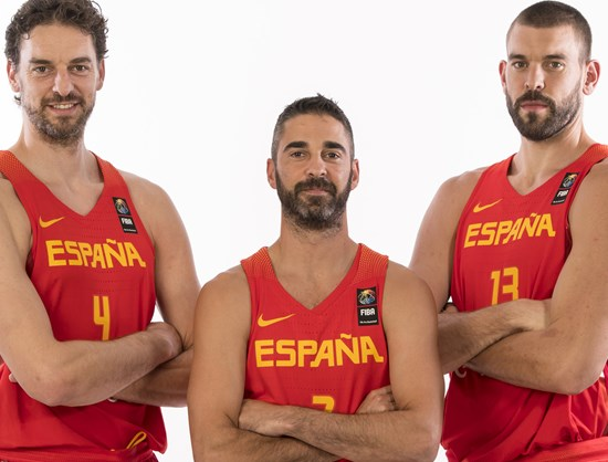 Spain - FIBA EuroBasket 2017 - FIBA basketball