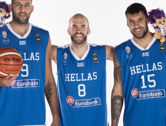 huge selection of f3534 7f022 Greece - FIBA EuroBasket 2017 - FIBA.basketball