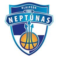 Flag of Neptunas Klaipeda
