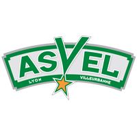 Logo of ASVEL Lyon-Villeurbanne