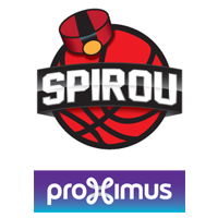 Logo of Proximus Spirou