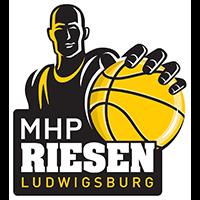 Logo of MHP Riesen Ludwigsburg