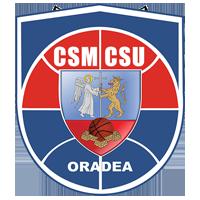 Logo of CSM CSU Oradea