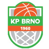 Flag of KP Brno