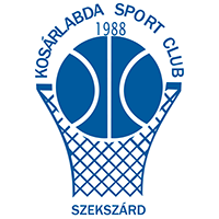 Flag of KSC Szekszard