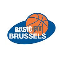 Logo of Basic-Fit Brussels