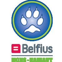 Logo of Belfius Mons-Hainaut