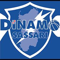 Flag of Dinamo Sassari