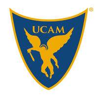 Flag of UCAM Murcia