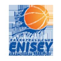 Flag of Enisey Krasnoyarsk
