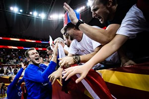 Biggest-ever FIBA World Cup reaches record-breaking three billion people