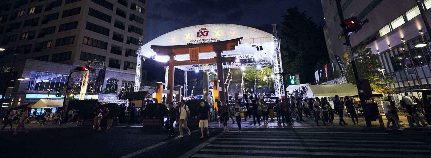 FIBA 3x3 World Tour Utsunomiya