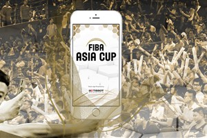 FIBA launches Asia Cup app as Qualifiers tips off in less than 3 weeks