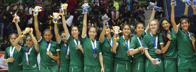 9950625c2df67 El baloncesto femenino de Bolivia en plena evolución - FIBA.basketball