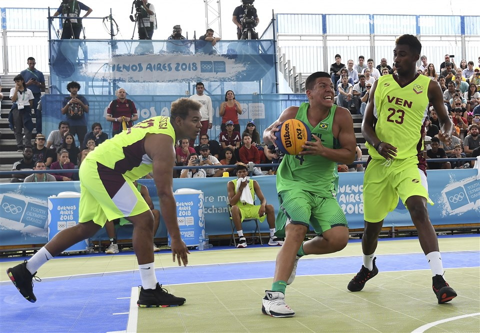 Top 5 Men to Watch at FIBA 3x3 U18 World Cup 2019 - 3x3