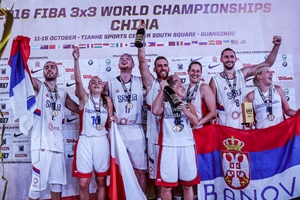 36 countries to participate in 3x3 World Cup 2017 in France