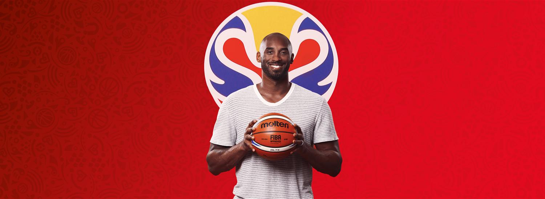 Basketball Icon Kobe Bryant Becomes Fiba Basketball World