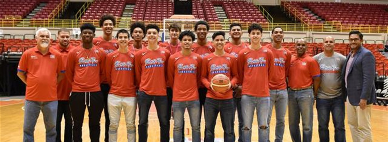 Puerto Rico announce final roster for U18 Americas Championship