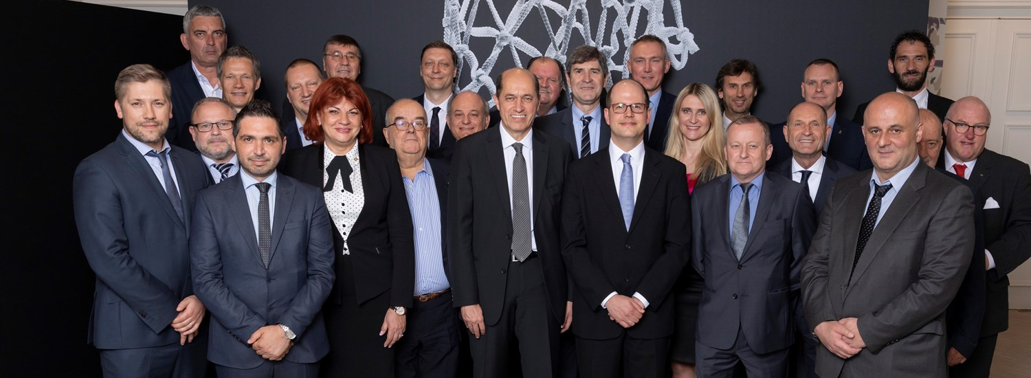 2019 General Assembly - Election of the European Board members