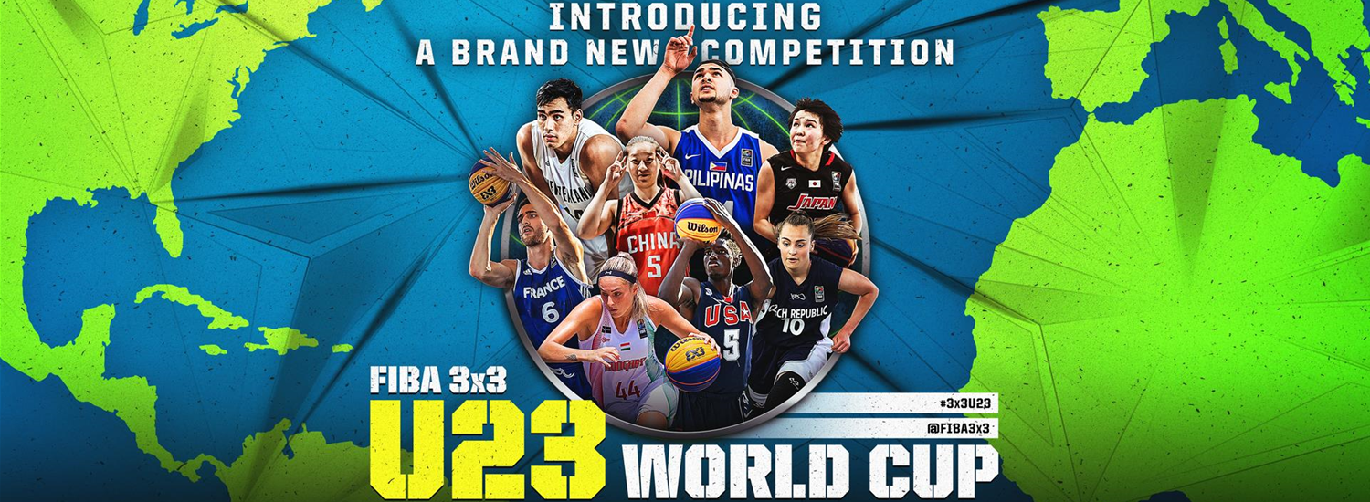 Xi'an to hosts inaugural edition of FIBA 3x3 U23 World Cup