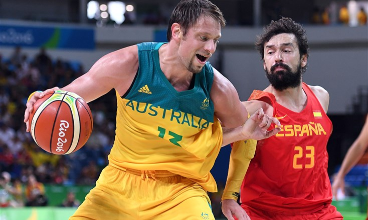 Olympians Andersen and Newley to lead Boomers