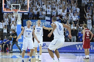 FIBA agreement makes YLE the place to follow The Wolf Pack until 2021