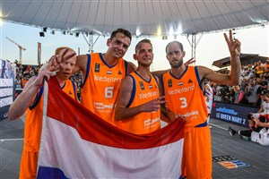 Rosters confirmed on eve of FIBA 3x3 Europe Cup 2017