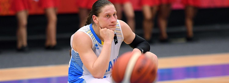Ukraine spring a surprise with an absent gem - FIBA Women ...