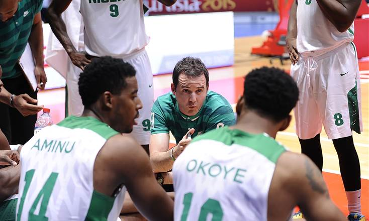 Voigt hopes Nigeria seize the day with FIBA's Competition System 2017+