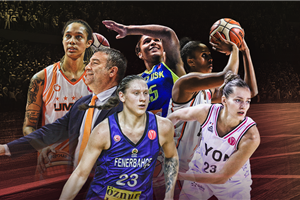 Vote for the EuroLeague Women Awards!