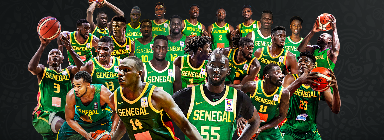 Image result for basketball world cup 2019 senegal team